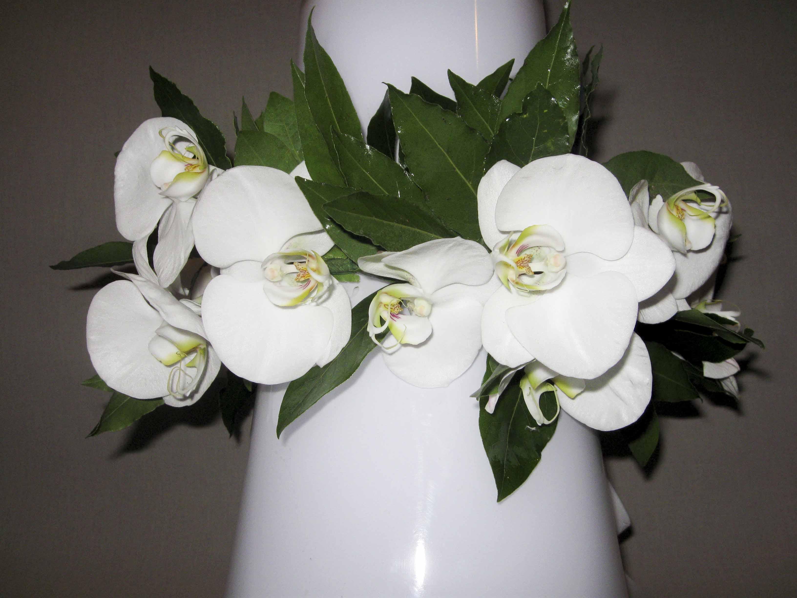 Addobbi floreali per battesimi milano